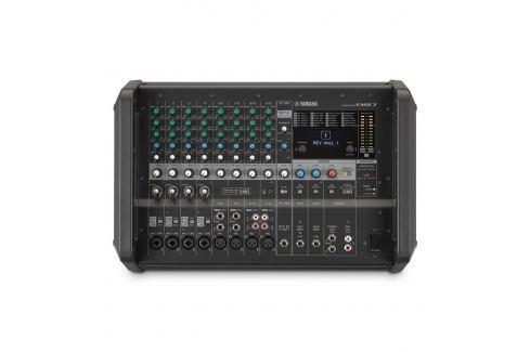 Yamaha EMX7 Portable Powered Mixer Mesas de mezcla de potencia