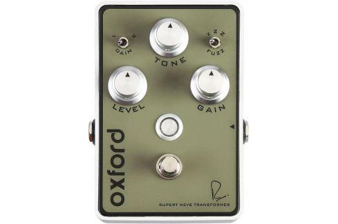 Bogner Oxford Fuzz Overdrive / Distorsión / Fuzz / Booster