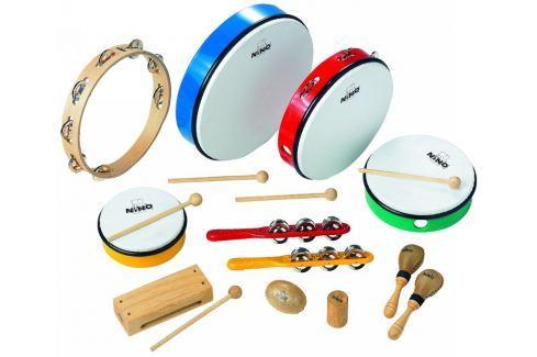 Nino NINOSET012 Conjuntos de percusión y percusión para niños