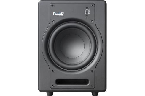 Fluid Audio F8S Black Bafles de bajos de grabación
