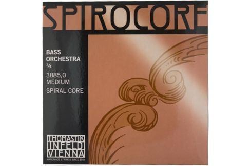 Thomastik 3885-0 Spirocore Double Bass 3/4 Cuerdas para contrabajos