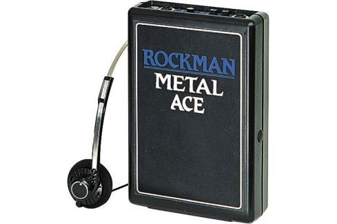 Dunlop ROCKMAN METAL ACE Headphone Amp Amplificadores auriculares para guitarra