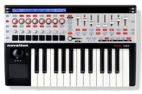 Novation Remote 25 SL MKII Teclados maestro hasta 25 teclas