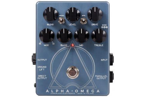 Darkglass Alpha-Omega Efectos pedales para bajos