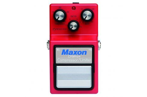 Maxon CP9Pro+ Comperssor/Limiter Compresores / Sustainer