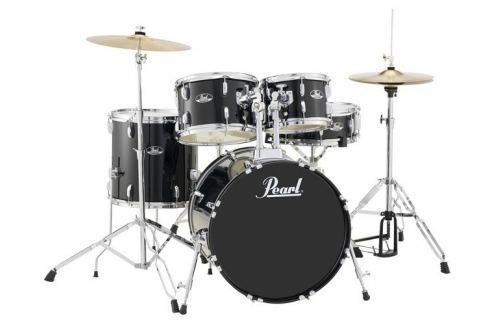 Pearl RS505C Roadshow Jet Black Conjuntos de batería acústica Jazz 20-10-12-14