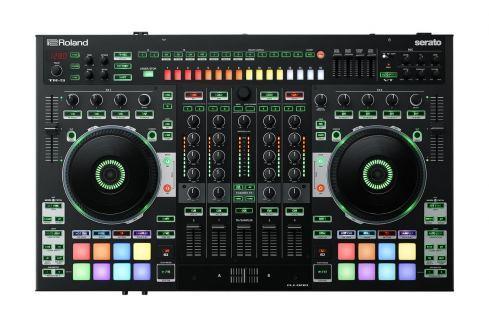 Roland DJ-808 Controladores DJ y software
