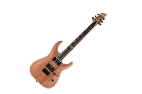 ESP LTD H-401M Natural Satin Modelos Super ST