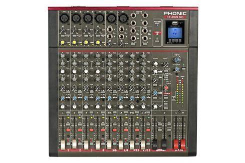 Phonic Celeus 600 Mesas de mezcla hasta 20 canales