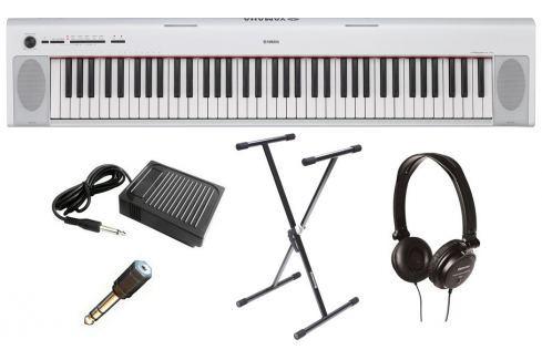 Yamaha NP-32 WH SET Pianos de escena