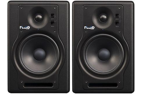 Fluid Audio F5 Black Monitores activos de grabación