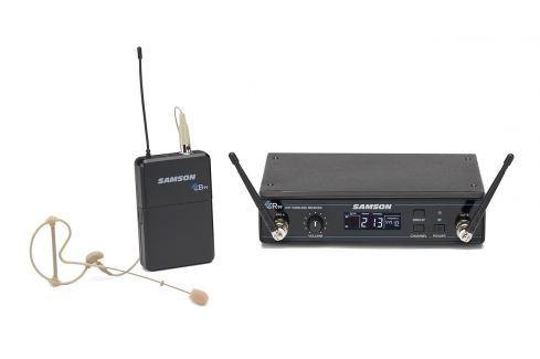 Samson Concert 99 Earset Sistemas inalábricos con micrófono de headset