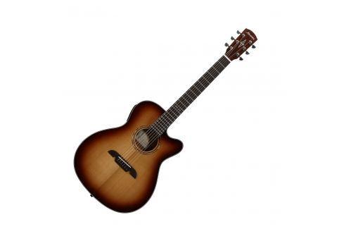 Alvarez AF60CESHB OM/Folk Electric/Cutaway Otras guitarras con electrónica