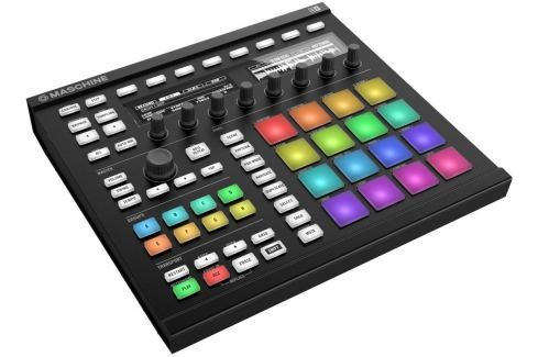Native Instruments Maschine MKII Black Controladores MIDI