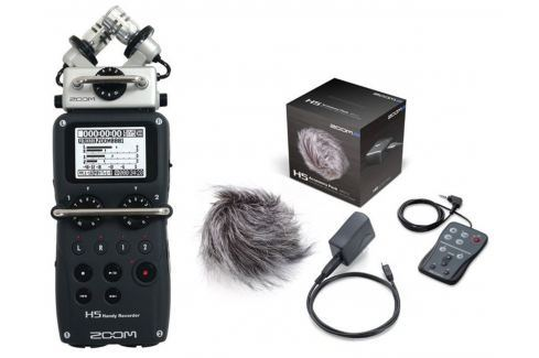 Zoom H5 SET Grabadores digitales portables