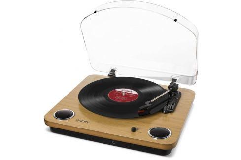 ION Max LP Wood Tocadiscos