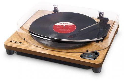 ION Air LP Wood Tocadiscos