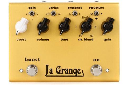 Bogner La Grange Overdrive / Distorsión / Fuzz / Booster