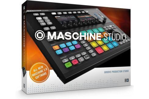 Native Instruments Maschine Studio BK Módulos del sonido y samplers