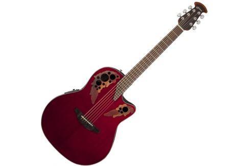 Ovation CE44-RR Celebrity Elite Otras guitarras con electrónica