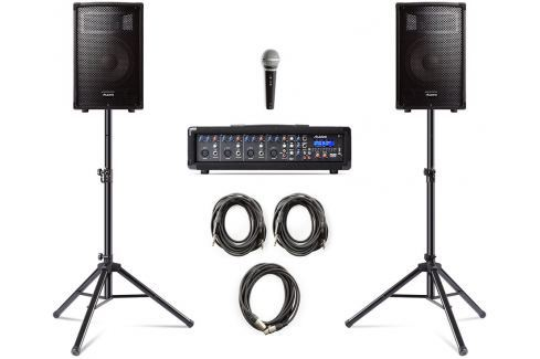 Alesis PA System in a Box Bundle Presenter and Speech Sets