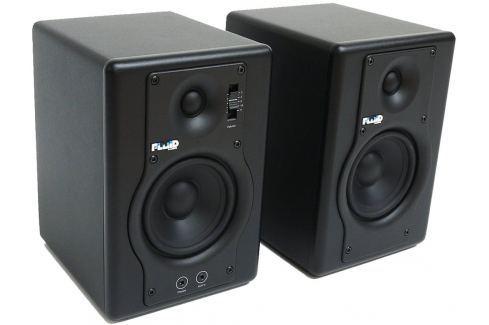 Fluid Audio F4 Black Monitores activos de grabación
