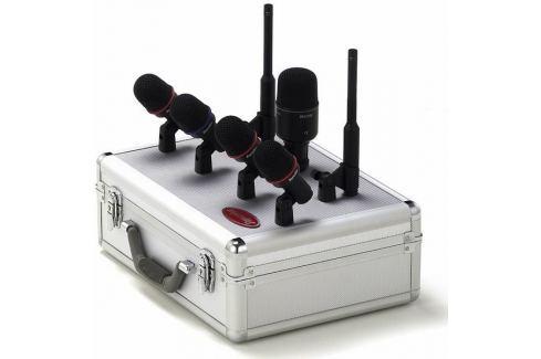 Superlux DRK K5C2 Drum Microphone Kit Micrófonos para batería y percusión