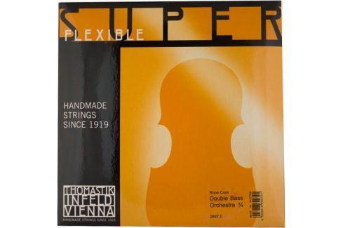 Thomastik 2887-0 Superflexible Double Bass 3/4 Cuerdas para contrabajos