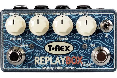 T-Rex Replay Box Delays / Reverberación