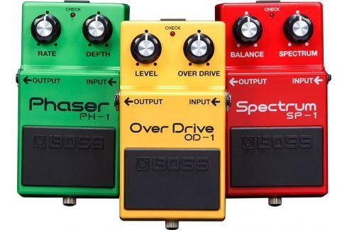 Boss Box-40 Anniversary Box Set Overdrive / Distorsión / Fuzz / Booster