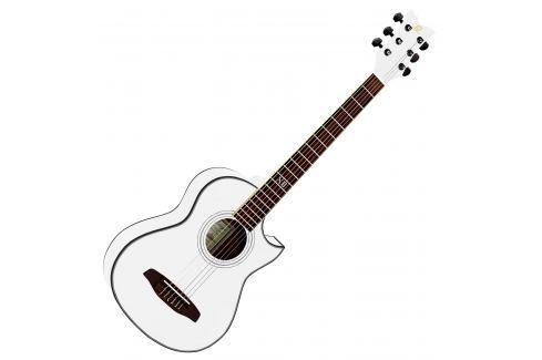 Ortega NL-WALKER-WH Guitarras de concierto con pastilla