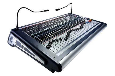 Soundcraft GB2-32CH Mesas de mezcla hasta 40 canales