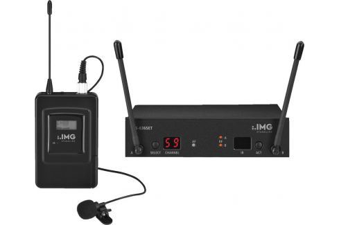 IMG Stage Line TXS-636SET Sistemas inalábricos con micrófono de tipo clip