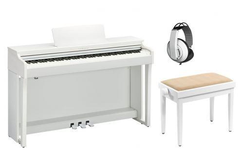 Yamaha CLP-625 WH SET Pianos digitales