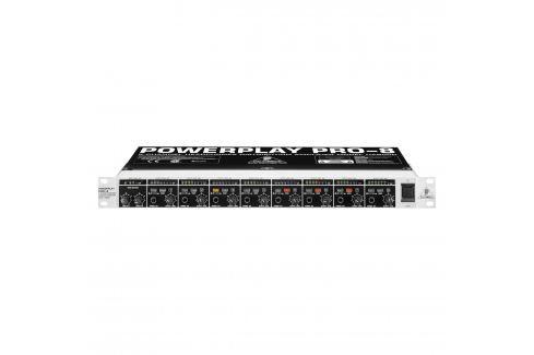 Behringer HA 8000 POWERPLAY PRO-8 Amplificadores de auriculares
