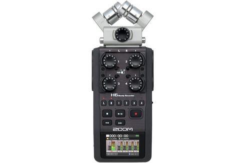 Zoom H6 recorder Grabadores digitales portables