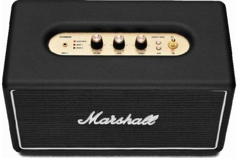 Marshall Stanmore Bluetooth BK Medium Altavoces portables