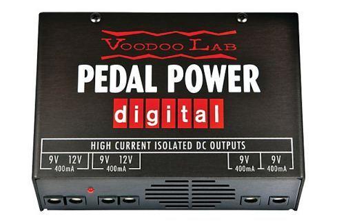 Voodoo Lab Pedal Power Digital Fuentes de alimentación para efectos