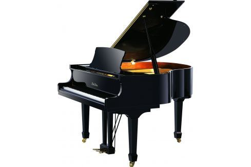 Pearl River GP148 Baby Grand Ebony Polish Pianos de cola