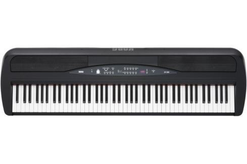 Korg SP-280 Black Pianos de escena