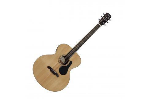 Alvarez ABT60E Baritone Acoustic Electric Otras guitarras con electrónica