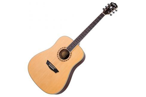 Washburn WD10NS-A-U Guitarras dreadnought
