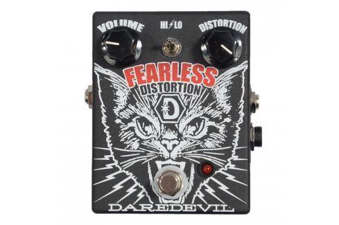 Daredevil Pedals Fearless Distortion Overdrive / Distorsión / Fuzz / Booster