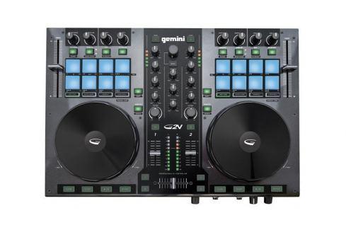 Gemini G2V Controladores DJ y software