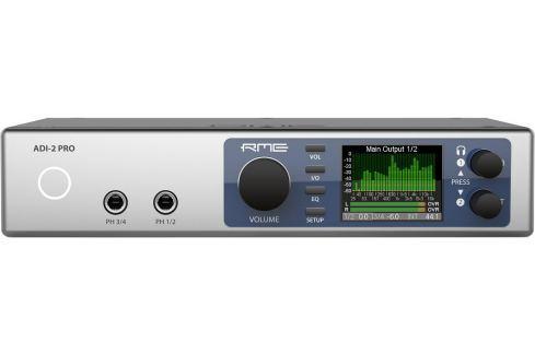 RME ADI-2-Pro USB audio interfaces