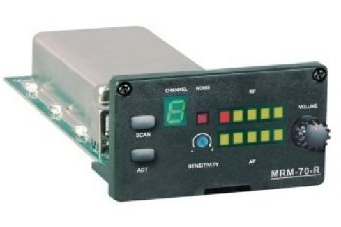 MiPro MRM-70B Single-Channel Diversity Receiver Module Componentes individuales de sistemas inalábricos