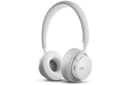 Jays U-JAYS Wireless White/Silver Auriculares inalábricos
