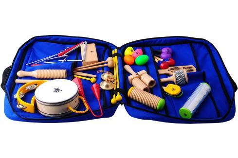 IQ Plus Percussion Bag Set Conjuntos de percusión y percusión para niños