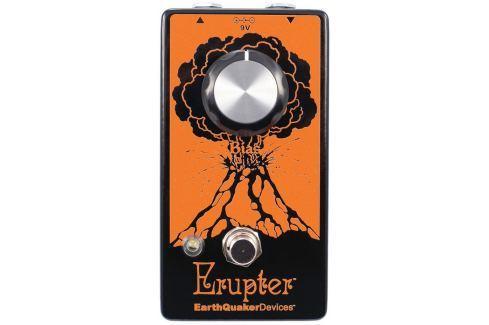 EarthQuaker Devices Erupter Fuzz Overdrive / Distorsión / Fuzz / Booster