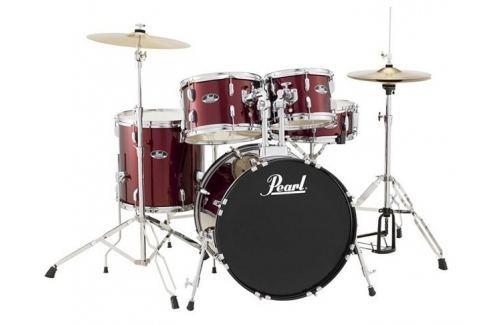 Pearl RS505C Roadshow Red Wine Conjuntos de batería acústica Jazz 20-10-12-14